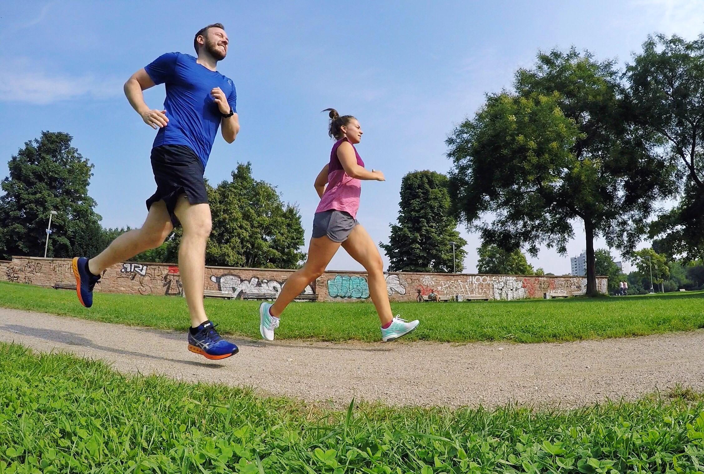 joggen fettverbrennung dauer